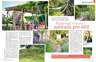 Speciál Zahrady podle Ferdinanda